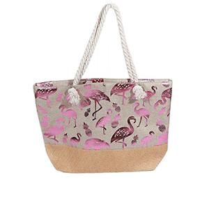 Bag Flamingo Rose